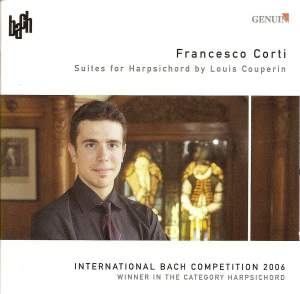 Couperin - Suites for Harpsichord