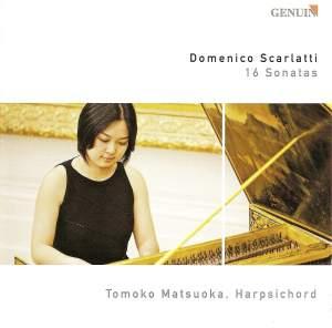 Scarlatti - Harpsichord Sonatas & Fugues