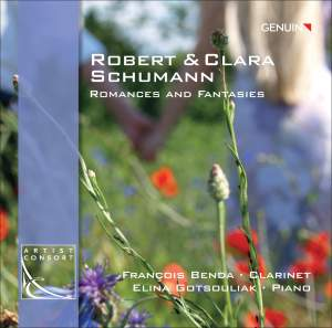 Robert & Clara Schumann - Romances and Fantasies