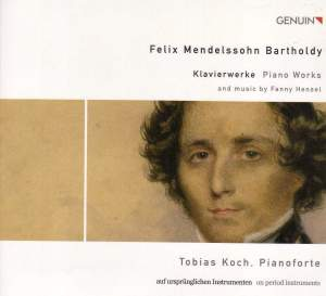 Mendelssohn - Piano Works