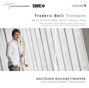 Frederic Belli Trombone Product Image