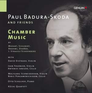 Paul Badura-Skoda and Friends: Chamber Music