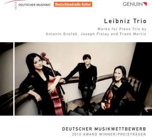 Leibniz Trio play Dvorak, Martin & Finlay Product Image