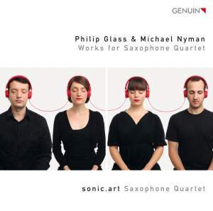 Glass & Nyman: Works for Saxophone Quartet