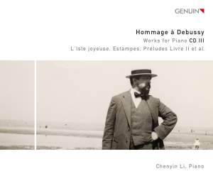 Hommage a Debussy: Works for Piano 3