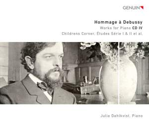 Hommage a Debussy: Works for Piano 4