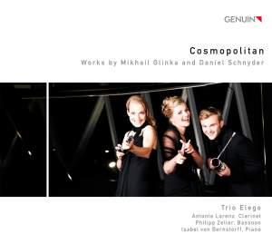 Cosmopolitan: Works by Glinka & Schnyder