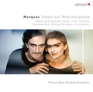 Masques: Theatrical Reminiscences