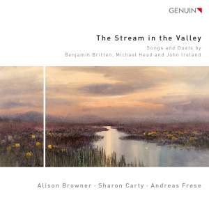 The Stream in the Valley Product Image