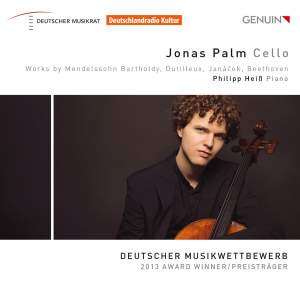 Jonas Palm: Cello