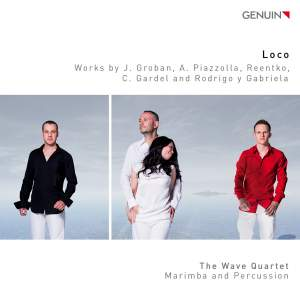 Loco: The Wave Quartet