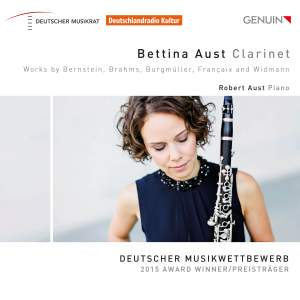 Bettina Aust: Clarinet