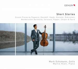Short Stories: Encore Pieces