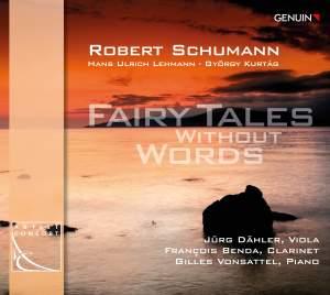Robert Schumann: Fairy Tales Without Words