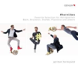 #Hornlikes - Favourite Selections for Horn Quartet