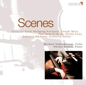 Scenes - Rare Works for Cello
