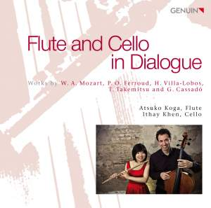 Flute & Cello in Dialogue