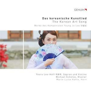 The Korean Art Song