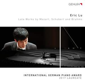 Late Works by Mozart, Schubert and Brahms Product Image