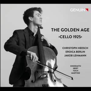 The Golden Age - Cello 1925