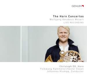 Mozart: Horn Concertos Nos. 1-4, etc.