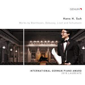 Beethoven, Debussy, Liszt & Schumann: Piano Works (Live)
