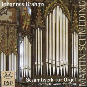 Brahms: Complete Works for Organ