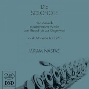 Die Soloflöte, Vol. 4: Modern