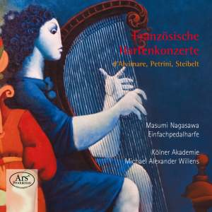 French Harp Concertos Product Image