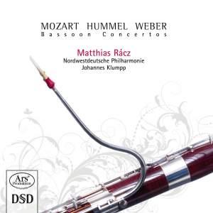 Weber, Mozart & Hummel: Bassoon Concertos