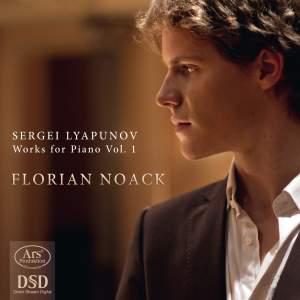 Lyapunov: Piano Works, Vol. 1