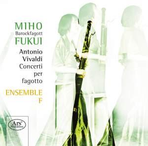Vivaldi: Concerti for Bassoon Product Image