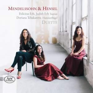 Duette - Two Sopranos & Hammerflugel