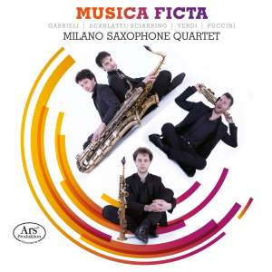 Musica Ficta Product Image