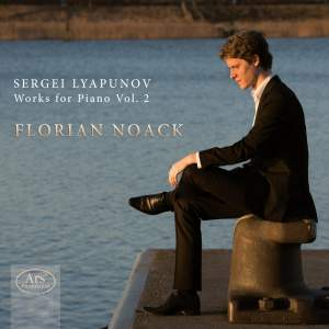 Lyapunov: Piano Works, Vol. 2