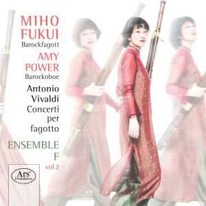 Vivaldi: Concerto per fagotto, Vol. 2 Product Image