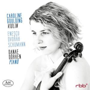 Enescu, Dvorak & Schumann: Works for Violin & Piano
