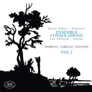 Giuliani & Carulli: Works for Flute & Guitar