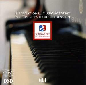 International Music Academy In The Principality Of Liechtenstein Vol. 1