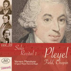 Solo Recital 1: Works By Pleyel, Field & Chopin Product Image