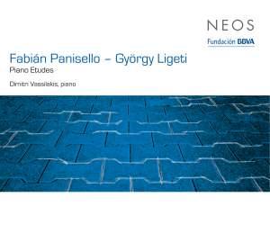 Panisello & Ligeti: Piano Etudes