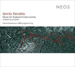Xenakis - Music for Keyboard Instruments
