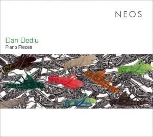 Dan Dediu - Piano Pieces
