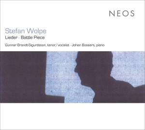 Stefan Wolpe - Lieder & Battle Piece