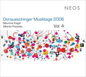 Donaueschinger Musiktage 2006, Vol. 4