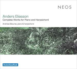 Eliasson: Complete Works For Piano & Harpsichord