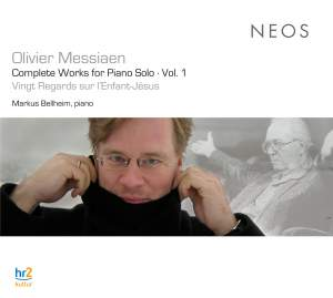 Messiaen - Complete works for Piano Solo Volume 1