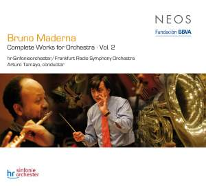Bruno Maderna: Complete Works for Orchestra Vol. 2