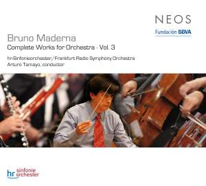 Bruno Maderna: Complete Works for Orchestra Vol. 3