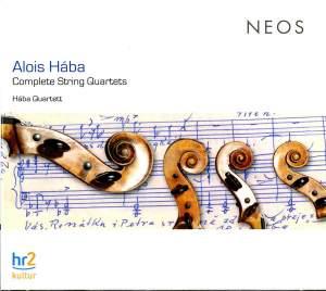 Alois Hába: Complete String Quartets